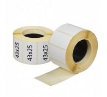 Термоэтикетка 43 мм